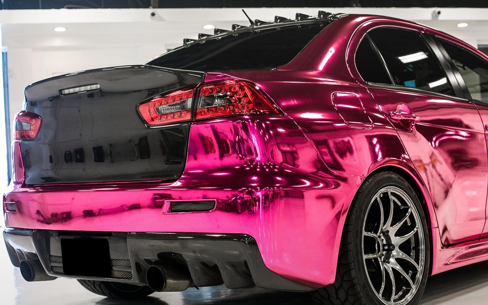 розовая пленка